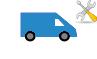 Καταχώρηση ανταλλακτικά και αξεσουάρ φορτηγών εώς 7.5Τ